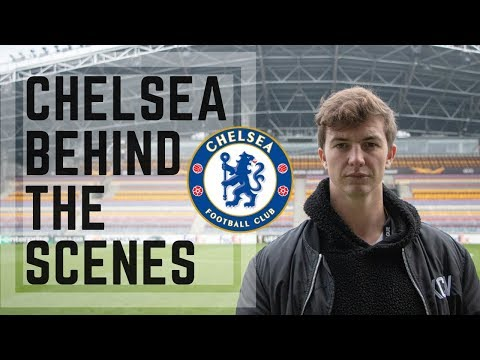 BATE BORISOV vs CHELSEA - BEHIND THE SCENES IN BELARUS EUROPA LEAGUE!