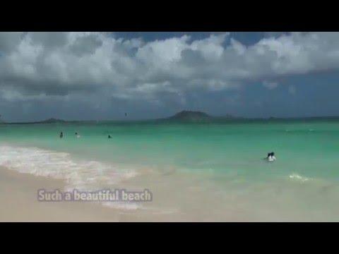Kailua Beach [Hawaii Web TV]