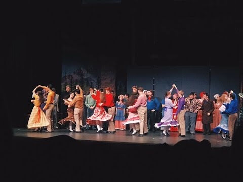 "Minooka Community High School ""Seven Brides for Seven Brothers"""