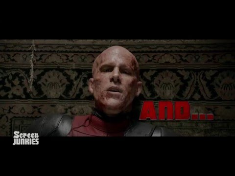 Honest movie trailer: Deadpool