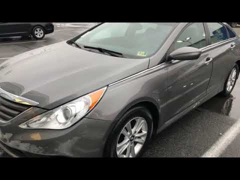 Used 2014 Hyundai Sonata Richmond VA Fredericksburg, VA #19Y007 - SOLD