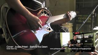 Cover: Judas Priest - Before the Dawn