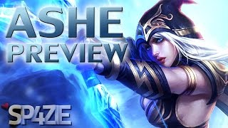 ♥ ASHE - Update Preview - Sp4zie