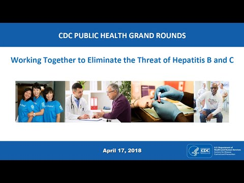 Working Together To Eliminate The Threat Of Hepatitis B And C