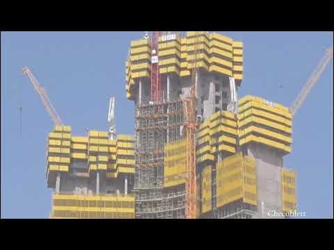 Jeddah Tower | February Update | First half 2018