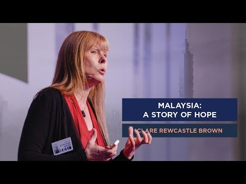 MALAYSIA: A STORY OF HOPE | CLARE REWCASTLE BROWN | 2018 OFF IN TAIWAN