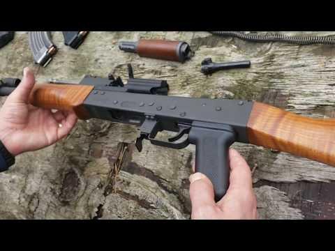 Century Arms VSKA AK47 Rifle Testing at Atlantic Firearms PART TWO