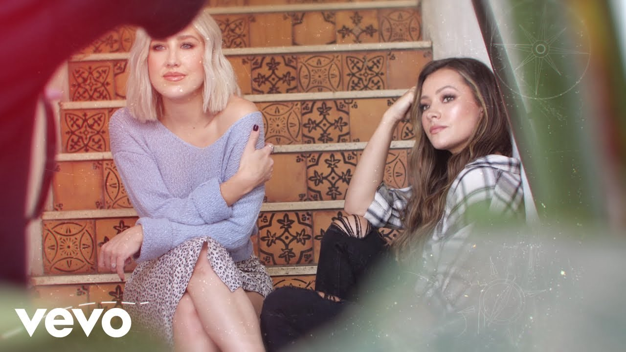 Maddie & Tae - Everywhere I'm Going (Official Music Video)