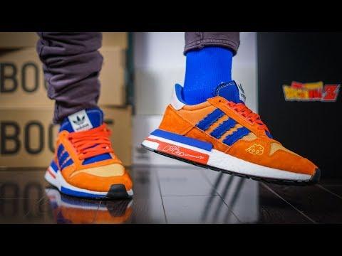 goku adidas shoe