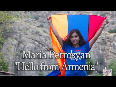 Maria Petrosyan - Hello from Armenia (2019)