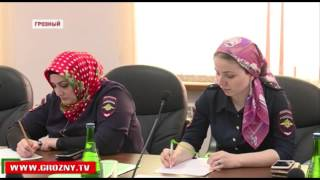 Министр труда Чечни разъяснил меры поддержки семей правоохранителей, погибших при исполнении
