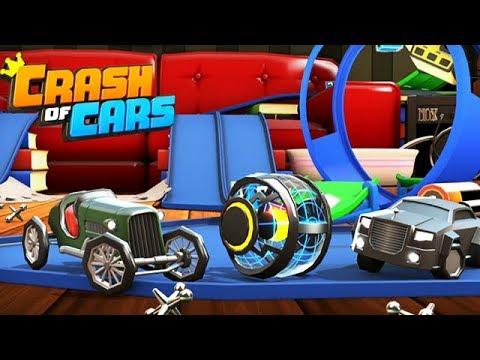 Crash of Cars - Bumper to Bumper [Android Gameplay, Walkthrough]