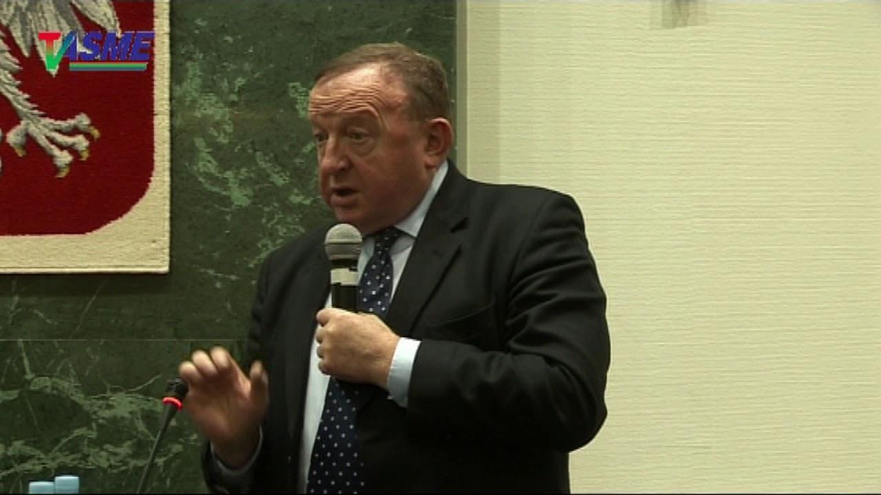 """""""Antysemityzm? Piękna idea!"""" – Stanisław Michalkiewicz, wykład dla Akcji Katolickiej, 09.03.2018"""