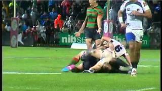 NRL 2011 Round 16 Highlights: Rabbitohs v Broncos