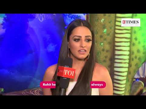 Anita Hassanandani opens up on dealing with depression