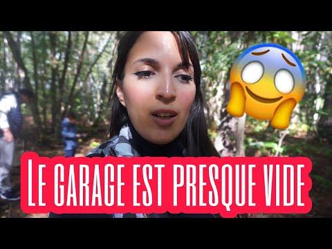 🏡transformation-du-garage-en-salle-À-manger-//-le-garage-est-bientÔt-tout-vide-!!!