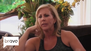 RHOC: Tamra Judge and Vicki Gunvalson Chat About Brooks' Battle with Cancer | Bravo