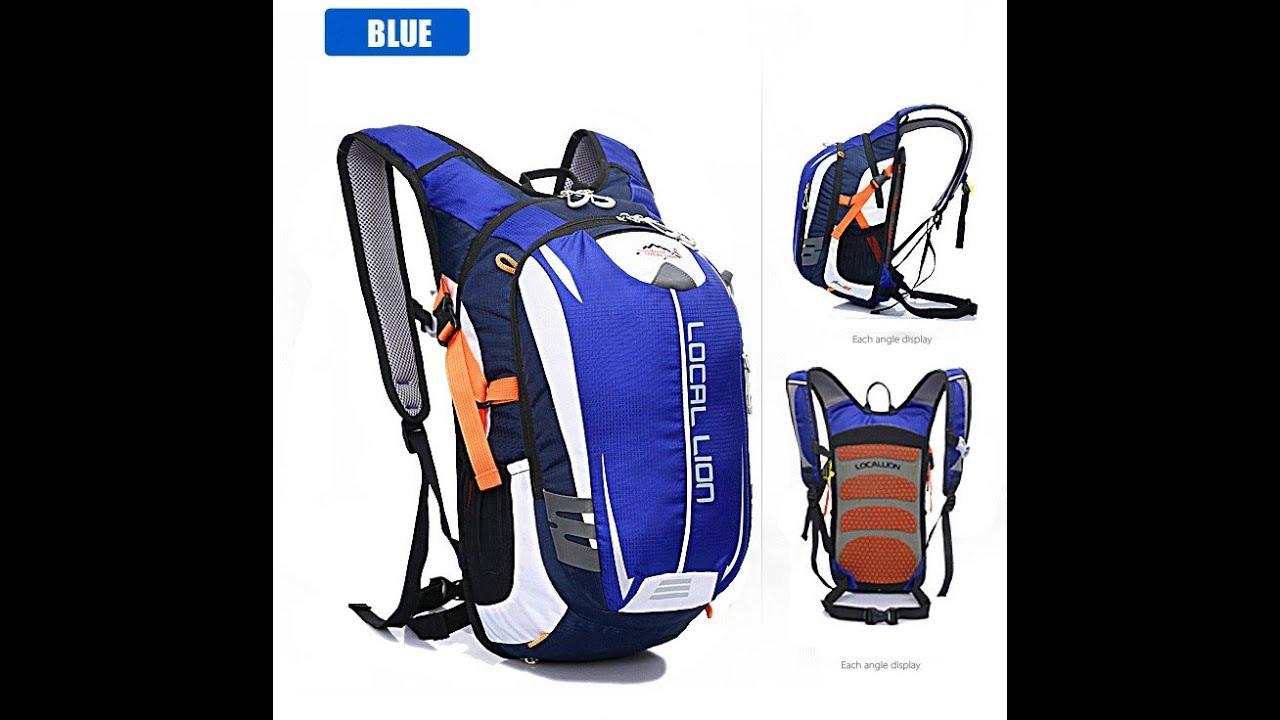 Велорюкзак сумка рюкзак для инструмента с паллетами