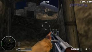 Medal of Honor Heroes Hero Walkthrough Mission 11 Along the River [HD]