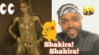 Shakira - perro fiel (official video) ft. nicky jam(reaction)