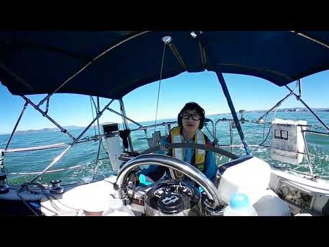 [360 video] Sailing SF Bay on 10/22/2017