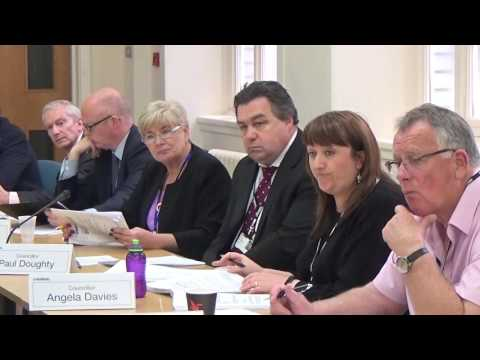 Audit and Risk Management Committee (Wirral Council) 12th June 2017 Part 3 of 6