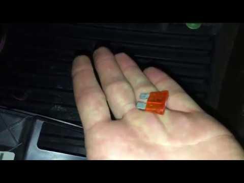 BMW X5 E70 Rear Suspension Problem Fix X E G Box Fuse on