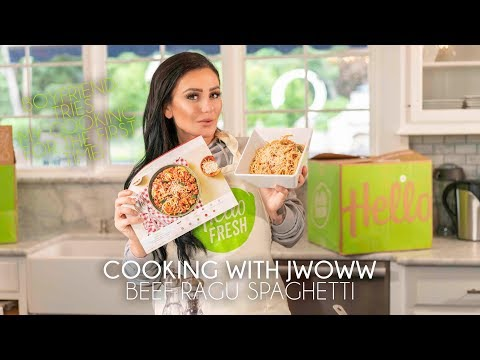 MY BOYFRIEND TRIES MY COOKING FOR THE FIRST TIME || COOKING WITH JWOWW