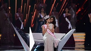 Miss India 2019: Crowning Moments