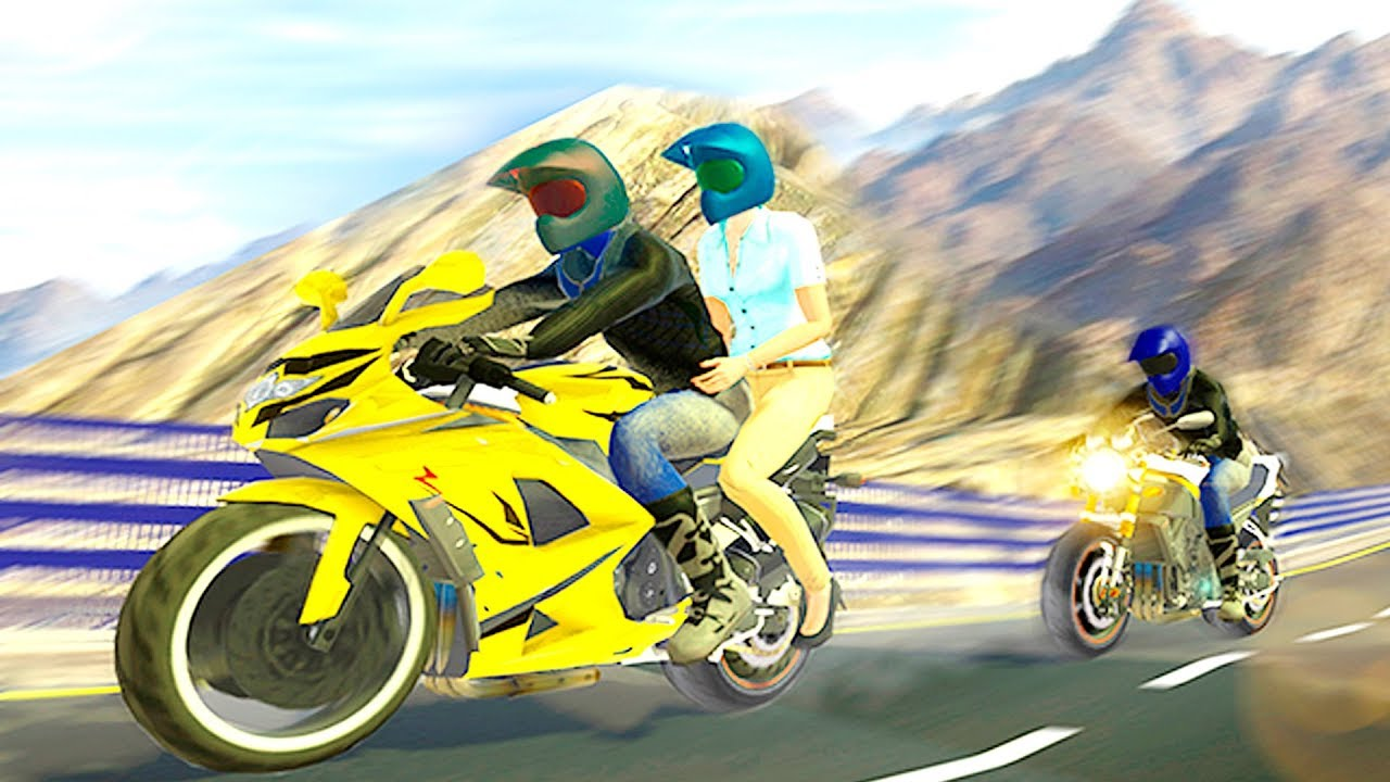 games motorcycle bike game rider moto race android offroad