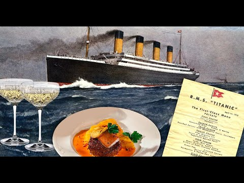 The Titanic's Final Meal