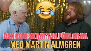 Den som skrattar förlorar #7 - Torra skämt och ordvitsar med Martin Almgren