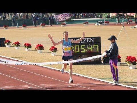 Fukuoka Marathon 2017 - Full Race [Sondre Nordstad Moen 2:05:48]