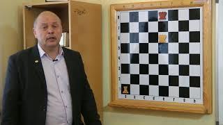 Урок шахмат №1. Мат в один ход.