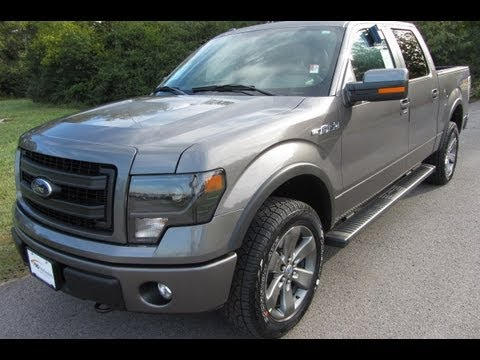Ford Of Murfreesboro >> 2013 FORD F-150 SUPERCREW .SOLD.FX4 OFFROAD 5.0 V-8 LUXURY ...