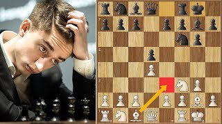 With Great Power Comes Great Responsibility! || Svidler vs Dubov || Fide Grand Prix (2019)