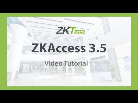 Video Tutorial: ¿Cómo agregar mayor seguridad al software ZKAccess 3.5? thumbnail
