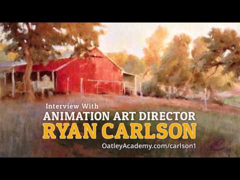 Interview with Animation Art Director Ryan Carlson (Part 1) :: ArtCast #100