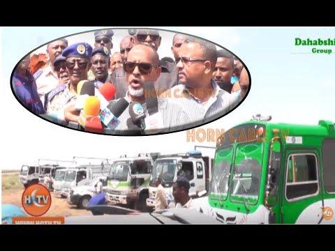 Somaliland Oo Celisay Baabuur Laga Soo Bililiqaystay DDSI
