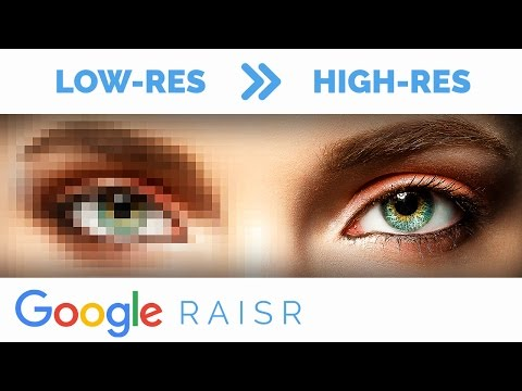 What is Google RAISR? Google RAISR Software | Smart Upsampling of Photos