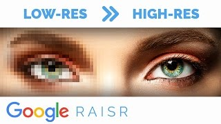 What is Google RAISR? Google RAISR Software | Smart Upsampling of Photos