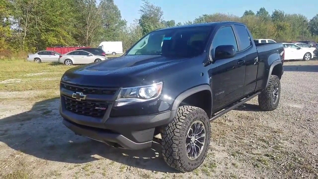 Be De Dc A D Ddced Truck C ing How To Build likewise Velociraptor X Px Home Min furthermore Chevroletsilverado Crewcab also Maxresdefault additionally Chevrolet Colorado Passenger Side Front View. on 2017 chevy colorado 4x4 zr2