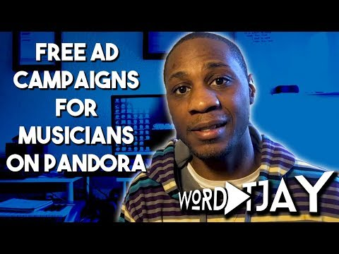 How to Create a Free Ad Campaign with Pandora AMP (Tutorial)