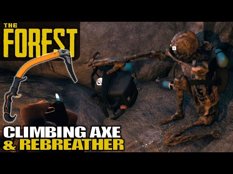 Climbing Axe Rebreather Location The Forest Gameplay E08 Kage848 Let S Play Hub Game Walkthroughs Let S Plays Catalogue The reveal trailer can be found here. let s play hub