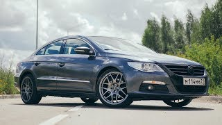 "Volkswagen Passat CC идеален для ""Успешного парня"". Anton Avtoman. thumbnail"