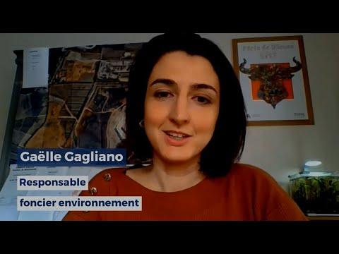 Femme dans l'industrie : Gaëlle GAGLIANO, responsable foncier environnement