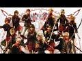 Final Fantasy Type-0 HD - A Guerra e a Classe Zero! [ Playstation 4 - Gameplay ]