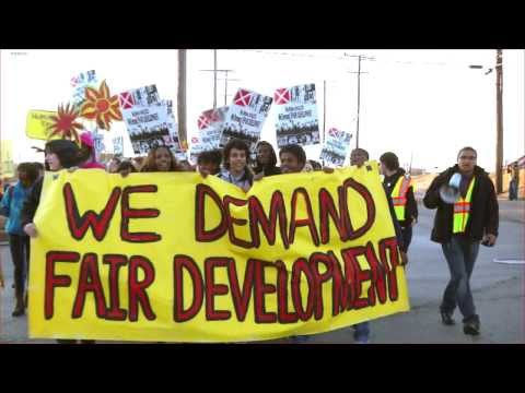 Protest march against Energy Answers Incinerator planned for Baltimore, MD.