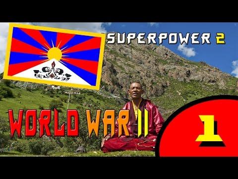 Tibet #1 World War two!!!!