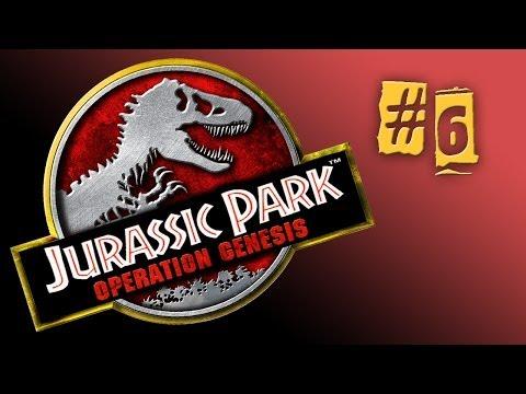 Jurassic Park: Operation Genesis #6 - 2.5 Stars!
